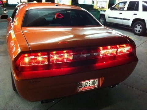 How To Install Mopar Dch Sequential Tail Lights On A 2011