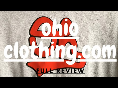 OHIO CLOTHING PICKUP & REVIEW
