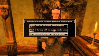 The Elder Scrolls Morrowind Gameplay Part 1