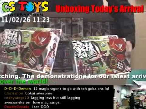 Today's Arrivals with Nintendo 3DS Unboxing :-) (2/26/11)