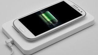 видео Беспроводная зарядка для телефона, как работает, как сделать своими руками, схема, обзор моделей, преимущества и недостатки