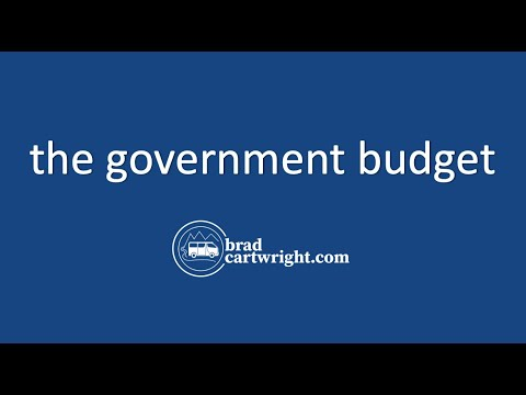 Government Budgets and Fiscal Policy  |  IB Macroeconomics