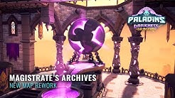 Paladins - NEW Magistrate's Archives Map