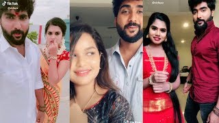 Kandukonden Kandukonden Serial Zee Tamil Latest Tamil Dubsmash Tik Tok | Vishnu Unikrishnan | Vichu