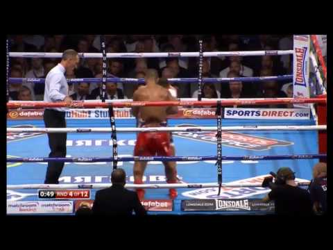 Kell Brook vs Fankie Gavin Full Fight TKO