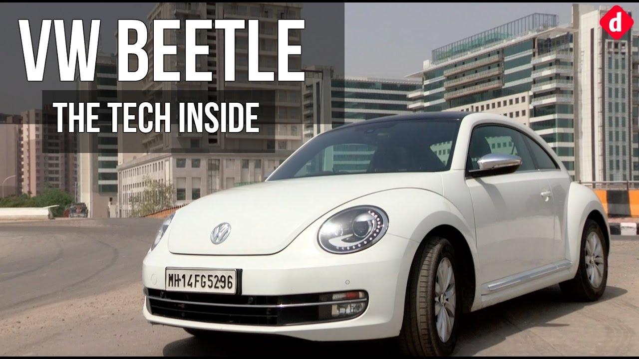 Volkswagen Beetle 2016 The Tech Inside Digit In