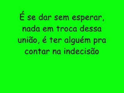 Amizade é tudo - Jeito Moleque & Thiaguinho (COM LETRA)