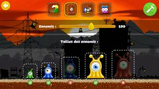 Eyes Attack - iPhone/iPod Touch/iPad Gameplay #2 HD