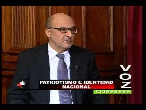 """Voz Ciudadana"" - Patriotismo e Identidad Nacional"