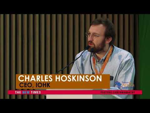 #TAS2018: Charles Hoskinson, CEO, IOHK