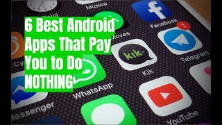 6 Best Android Apps That Pay You to Do Nothing