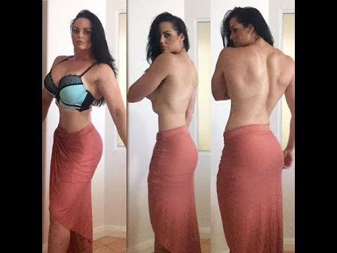 Hot strong women