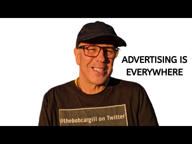 Advertising is Everywhere