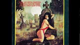 Vampirella Magazine Covers-The Fearless Vampire Killers soundtrack