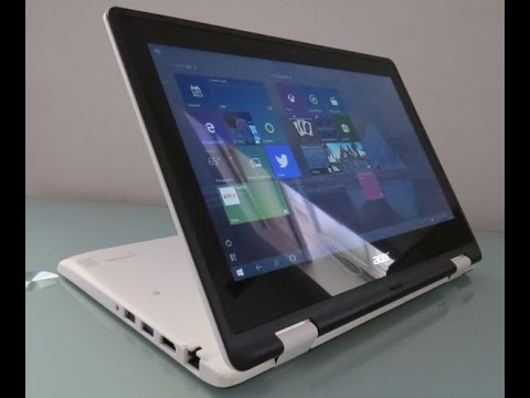 Acer Aspire R11 convertible notebook review