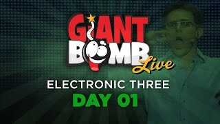 Giant Bomb LIVE! at E3 2015: Day 01
