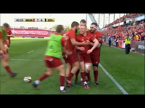 Guinness PRO14 Highlights: Munster v Edinburgh