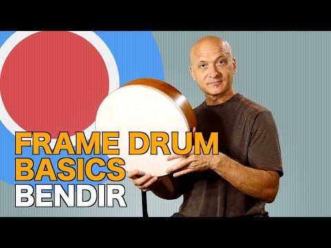 Frame Drum Basic Technique - Bendir