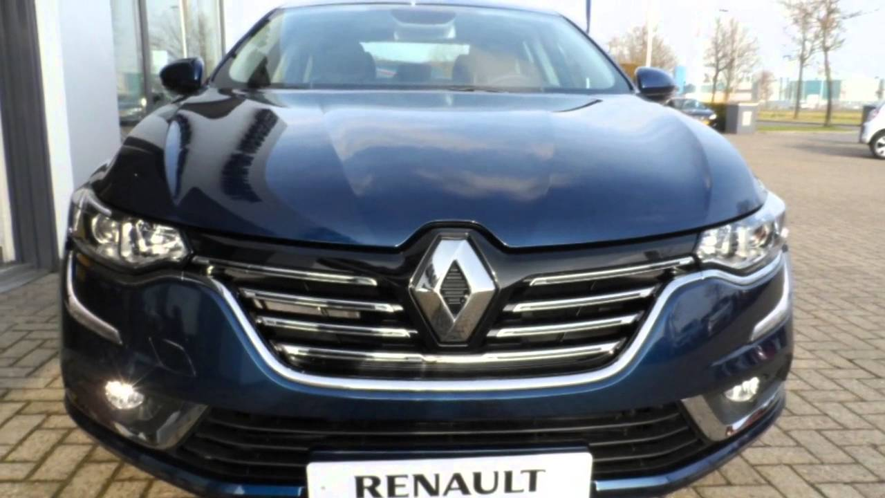 renault talisman 1 5 dci zen youtube. Black Bedroom Furniture Sets. Home Design Ideas