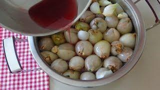 Etli soğan dolmasi tarifi🤤O döktugum sos, lezzetin Sirridir👌👌