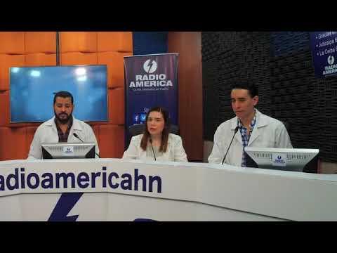 El Médico y su Salud  Radio América Honduras Lunes 09 de abril  2018