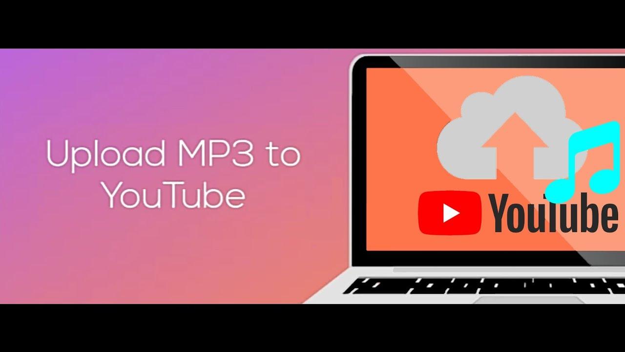 upload audio to youtube video