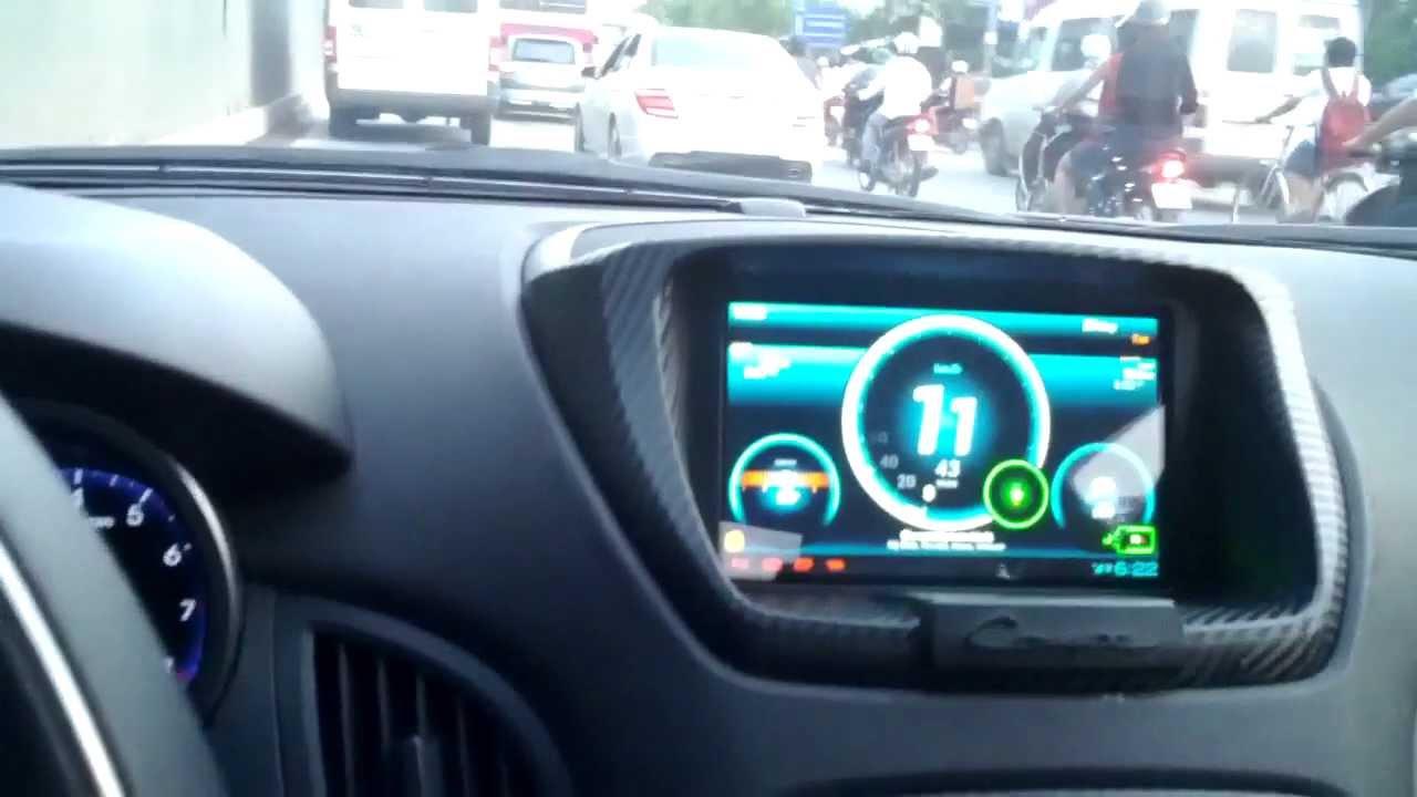 Genesis Coupe Install Galaxy Tab Testing 2 Youtube