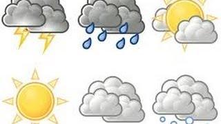 برنامج لمعرفة حالة الطقس لمجموعة كبيرة من مدن العالم