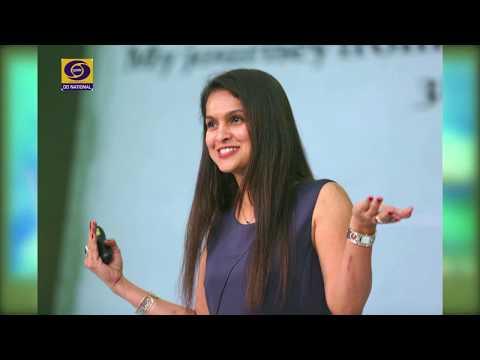 Aaj Savere - An interview with Preeti Shenoy Author