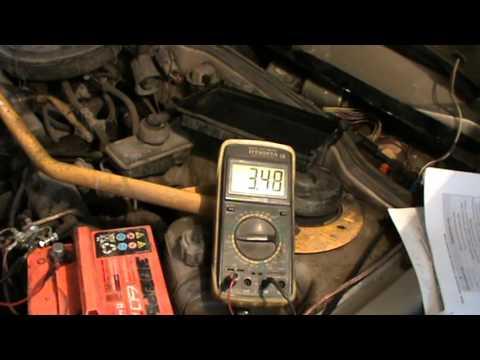 видео: Почему разряжается аккумулятор? И как найти причину. Совет автоэлектрика.