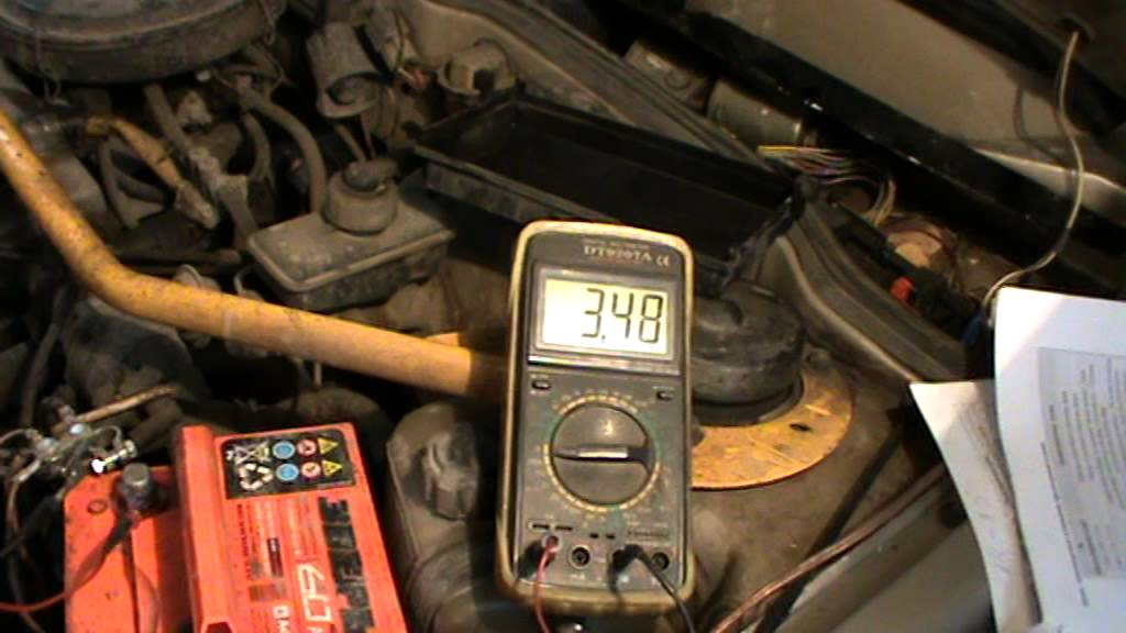 разряжается аккумулятор на ford s-max