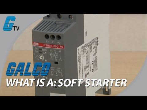 What is a Soft Starter?
