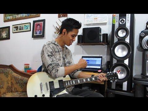 JPCC Worship - Terpujilah NamaMu guitar cover