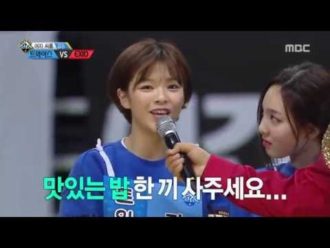 Fight Twice VS EXID Korean Traditional Wrestling  Ssireum