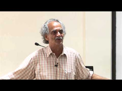 Cognition Lecture-series 01, Manipal University