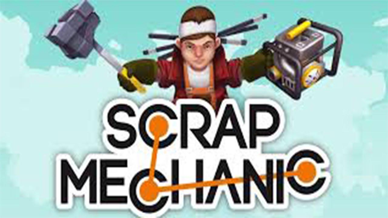 scrap mechanic hra zdarma
