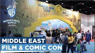 Middle East Film & Comic Con (MEFCC) 2018