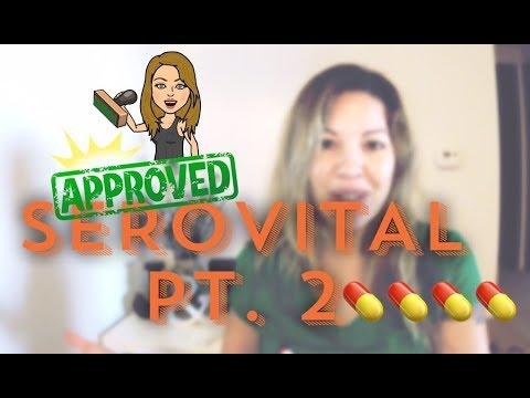 Serovital Hgh Review Part 2 Youtube