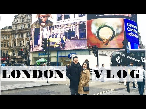 VLOG: A WEEK IN LONDON | PART 1
