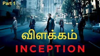Inception - Explained in Tamil (Part 1)