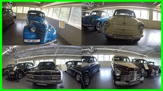 Exploring Abandoned Yanukovych Car Collection. Soviet Classic and Rare Cars in Museum of Vehicles