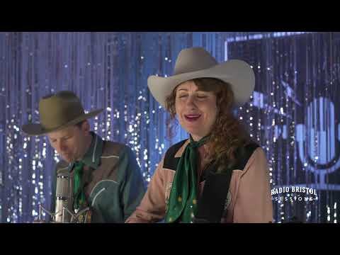 """Farmer and Adele - """"Cow Cow Boogie"""" - Radio Bristol Session"""