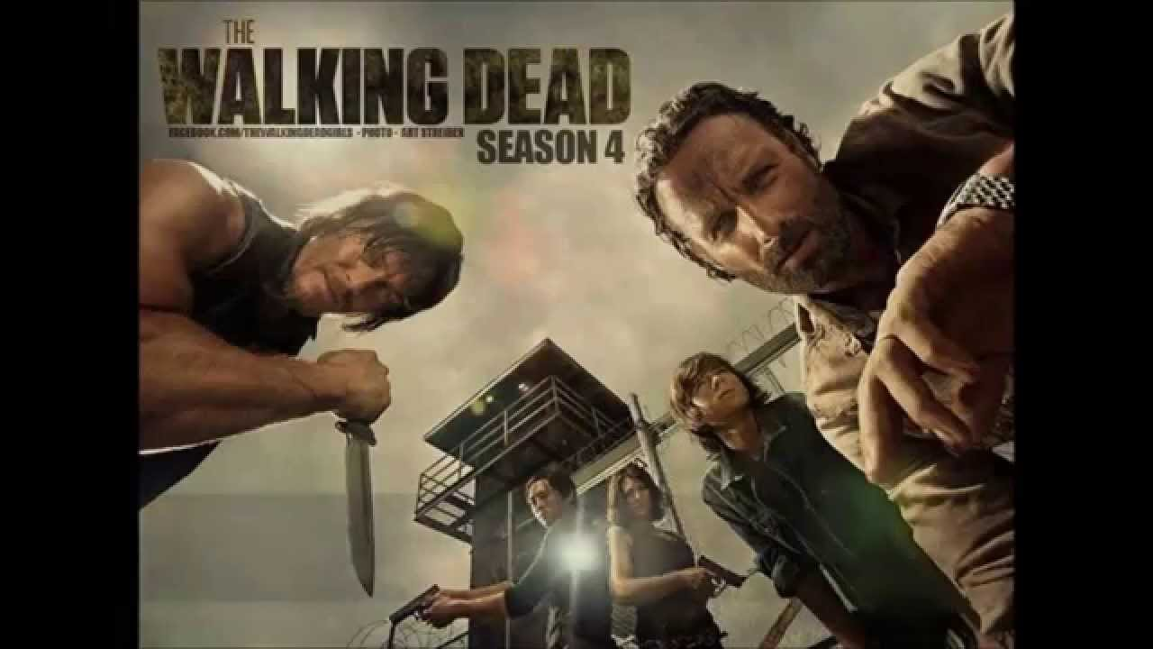 The Walking Dead 4ª Temporada Completa Dublado 1º ao 16º Episódio ...