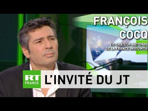 François Cocq : «Tout Est Fait Dans Ce Pays Pour Créer De La Confrontation, De La Tension»