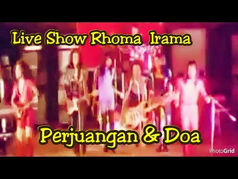 Perjuangan & Doa - Rhoma Irama - Original Video Clip of film