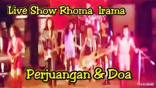 "Video Perjuangan & Doa - Rhoma Irama - Original Video Clip of film ""Rhoma Irama Berkelana II"" - Th 1978 download MP3, 3GP, MP4, WEBM, AVI, FLV Agustus 2018"