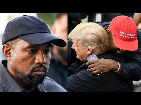 WHY Kanye West Just RETRACTED Support For Trump Mp3