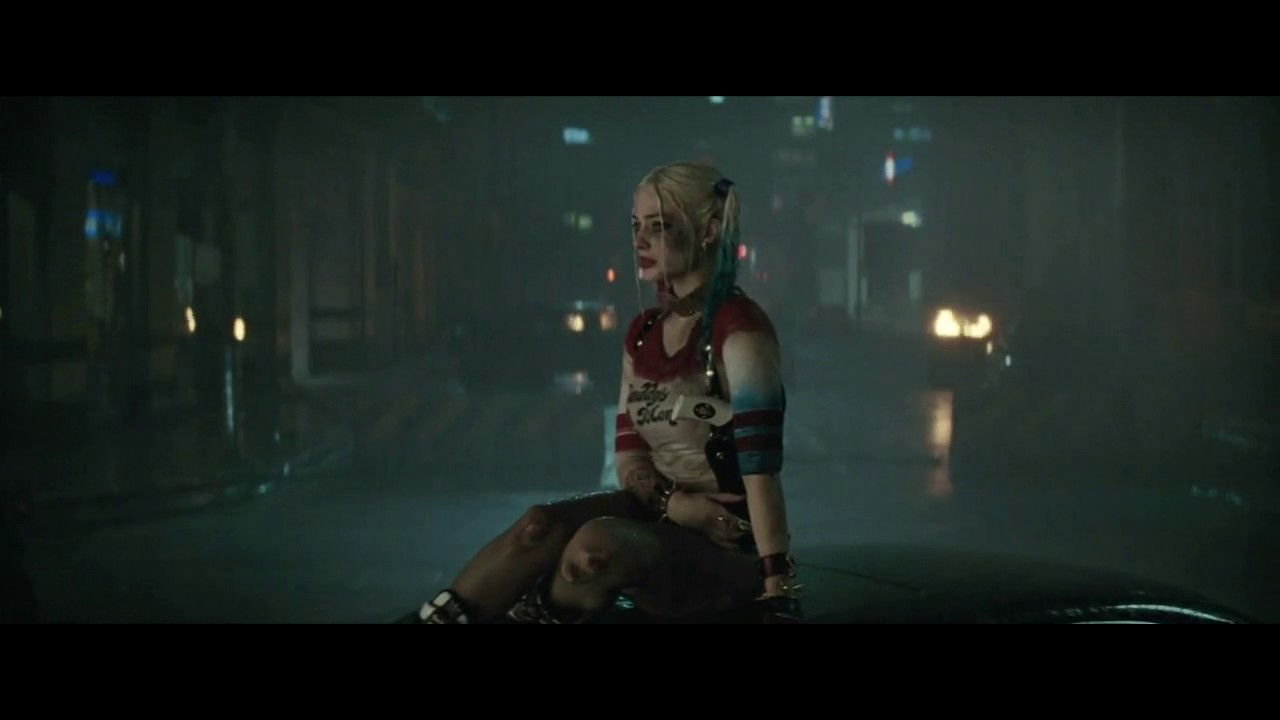 SuicidSquad escena harley quinn en español latino [HD]