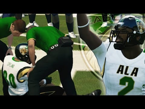 Superstar Goes Down in Season Finale | NCAA 14 Alaska Eagles Dynasty Ep. 40