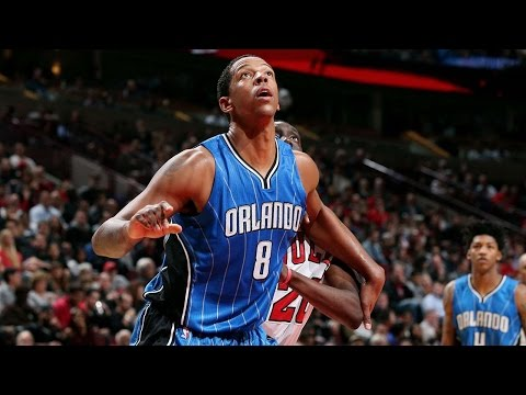 Channing Frye Magic Offense Highlights